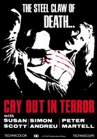 "Cry Out in Terror - 11"" x 17"""