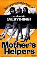 """Mother's Helpers - 11"""" x 17"""""""
