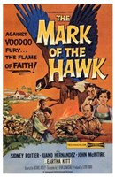 """The Mark of the Hawk - 11"""" x 17"""""""