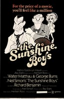 "The Sunshine Boys - 11"" x 17"""