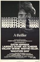 """Marathon Man - 11"""" x 17"""""""