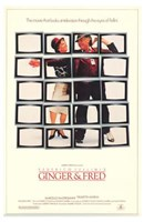 """Ginger and Fred - 11"""" x 17"""" - $15.49"""