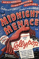 "Midnight Menace - 11"" x 17"""