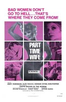 """The Part Time Wife - 11"""" x 17"""""""