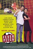 """Fever Pitch - 11"""" x 17"""", FulcrumGallery.com brand"""