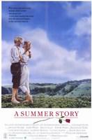 """Summer Story  a - 11"""" x 17"""""""