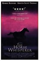 """The Horse Whisperer - 11"""" x 17"""", FulcrumGallery.com brand"""