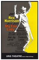"My Fair Lady (Broadway Musical) - 11"" x 17"""