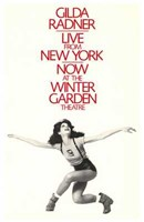 Gilda Radner - Live from New York (Broadway) Wall Poster