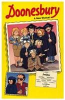 """Doonesbury (Broadway Musical) - 11"""" x 17"""""""