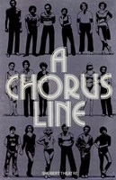 "A Chorus Line  (Broadway Musical) - 11"" x 17"""
