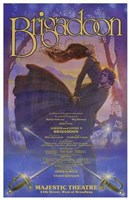 Brigadoon (Broadway Musical) Fine Art Print