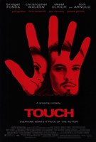 """Touch movie poster - 11"""" x 17"""""""