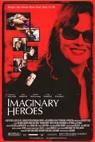 "Imaginary Heroes - 11"" x 17"""