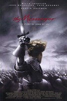 """Messenger: the Story of Joan of Arc - 11"""" x 17"""""""