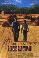 """of Mice and Men - 11"""" x 17"""""""