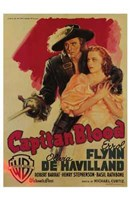 "Captain Blood Olivia De Havilland - 11"" x 17"""