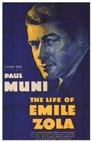 "The Life of Emile Zola - 11"" x 17"""
