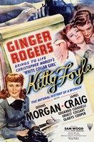 """Kitty Foyle: the Natural History of a Wo - 11"""" x 17"""""""