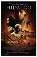 "Hidalgo - Movie poster - 11"" x 17"" - $15.49"