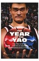 """The Year of the Yao - 11"""" x 17"""""""