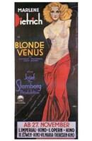 Blonde Venus - posed Wall Poster