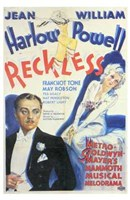 """Reckless - Harlow Powell - 11"""" x 17"""""""