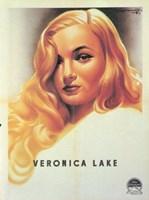 "Veronica Lake - 11"" x 17"" - $15.49"