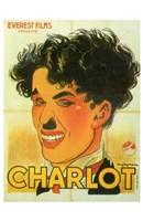 Charlie Chaplin - Charlot Wall Poster