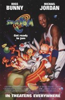Space Jam - Get Ready to Jam Fine Art Print