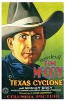 "Texas Cyclone - 11"" x 17"" - $15.49"