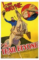"The Trail Beyond - 11"" x 17"""