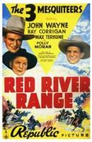 "Red River Range - 11"" x 17"""