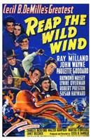 "Reap the Wild Wind - 11"" x 17"""