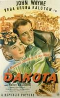 """Dakota - 11"""" x 17"""", FulcrumGallery.com brand"""