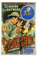 """Fighting Seabees - 11"""" x 17"""""""