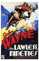 """Lawless Nineties - 11"""" x 17"""""""