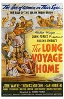 "Long Voyage Home - 11"" x 17"""