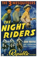 "Night Riders - 11"" x 17"""