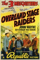 "Overland Stage Raiders - 11"" x 17"""