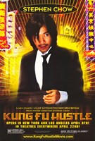 Kung Fu Hustle Stephen Chow Wall Poster