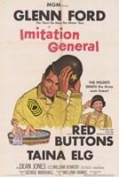 "Imitation General - 11"" x 17"", FulcrumGallery.com brand"