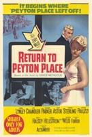 "Return to Peyton Place - 11"" x 17"""