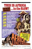 "Africa Uncensored - 11"" x 17"" - $15.49"