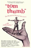"Tom Thumb (movie poster) - 11"" x 17"""