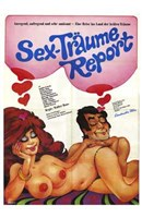 "Sex-Traume Report - 11"" x 17"""