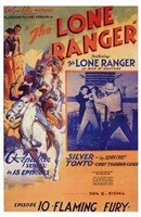 The Lone Ranger - Episode 10 Wall Poster