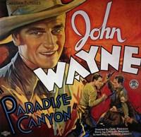 """Paradise Canyon - square - 17"""" x 11"""" - $15.49"""
