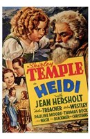 Heidi Wall Poster