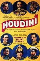 "Haldane of the Secret Service - 11"" x 17"""